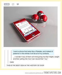 The greatest idea ever…