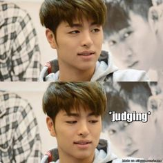 Junhoe in his norms #ikon | allkpop Meme Center