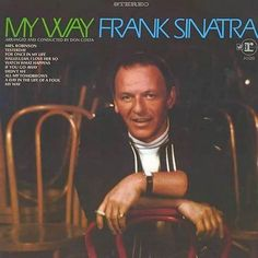 Frank Sinatra My Way VG+ FS1029