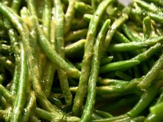 French String Bean Salad recipe from Ina Garten via Food Network