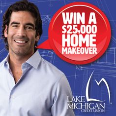 What home improvement would you make with 25k? I just entered the LMCU Home Makeover Sweepstakes, you should too!