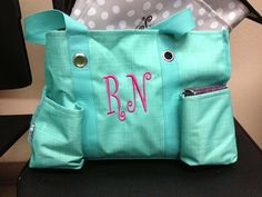 For Your Favorite Nurse Personalized Organizing Utility Tote Great Nursing School