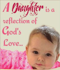 Daughters Day Date, Happy Mothers Day Daughter, Daughters Day Quotes, Happy Birthday Quotes For Daughter, Prayers For My Daughter, National Daughters Day, To My Daughter, Girly Dp, Mothers Day Images