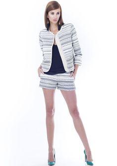 5 KEY PIECES para este Verano:  #2 Shorts | Tweed Riley Shorts en www.styleto.co