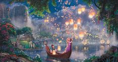 This Artist's Disney Paintings Look Better Than Disney Movies Themselves | Bored Panda