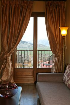 KALLISTO Hotel  Peloponnese hotel Curtains, Home Decor, Blinds, Decoration Home, Room Decor, Draping, Tents, Picture Window Treatments, Sheet Curtains