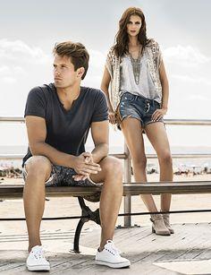 Colección Septiembre 2015 / Ir a comprar shorts: www.tennis.com.co Hipster, Style, Fashion, Shopping, September, Slip On, Feminine, Swag, Moda