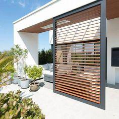 Pergola Attached To House Roof Diy Pergola, Pergola Swing, Pergola Shade, Pergola Plans, Pergola Ideas, Cheap Pergola, Outdoor Pergola, Terrace Design, Patio Design