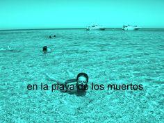 Almería, Playa de los Muertos