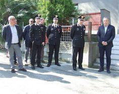 A Francavilla al Mare sono partiti i lavori per la nuova Caserma dei Carabinieri. La struttura è situata all'interno del Palazzo del Giudice di Pace