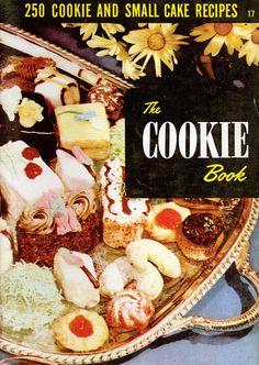 Rolled cookies, filled cookies, molded cookies, refrigerator cookies, drop cookies, cookie bars, curled wafers, macaroons, and (of course) CHRISTMAS cookies!