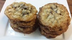 My+Patchwork+Quilt:+LACY+CHOCOLATE++CHIP+-+OATMEAL+COOKIES