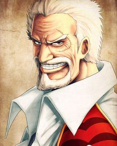 Vice admiral of the marines, Father to Monkey D. Dragon Grandfather to Monkey D. Luffy, Adoptive grandfather to Portegas D. Ace  Birthday July 6th :D