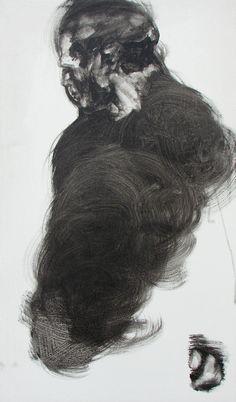 Large Gestural Figurative Painting, abstract figure art, x original canvas by Derek Overfield Figure Painting, Figure Drawing, Painting & Drawing, Painting Abstract, Portraits, Portrait Art, Drawing Sketches, Art Drawings, Metamorphosis Art