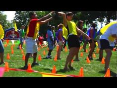 ▶ more possibilities for May Day games ...Outrageous Games Corporate Team Building - YouTube