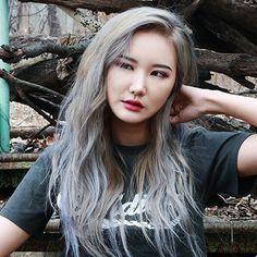 a woman #le #ahn hyojin #exid #exid eclipse #kpop #photoshoot