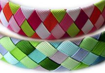 headbands - been meaning to try this . .