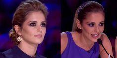 Cheryl Fernandez-Versini's X Factor 2014 hairstyles in pictures Hair Styles 2014, Medium Hair Styles, X Factor Makeup, Cheryl Cole Hair, Different Hair Cut, Cheryl Fernandez Versini, Celebrity Hairstyles, 2014 Hairstyles, Brunette Highlights