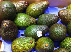 Aguacates (avocados) d Michoacan, Mex. those are the best