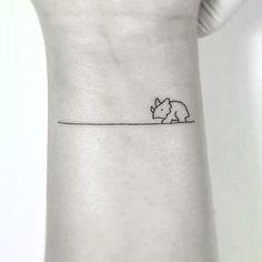 101 Tiny Animal Tattoo Designs For Men And Women – Lovely Animals World 101 kleine Tier Tattoo Designs. Tattoos Arm Mann, Arm Tattoos For Guys, Wrist Tattoos, Tattoos For Women Small, Girl Tattoos, Sleeve Tattoos, Tattoo Arm, Ankle Tattoo, Unique Tattoos