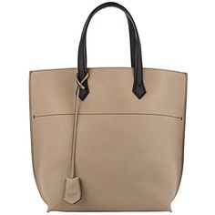 Fendi Leather Shopping Tote - http://bags.bloggor.org/fendi-leather-shopping-tote-6/