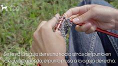 Introducción al tejido en dos agujas