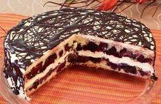 Šikmé komíny obalené v kokosu Czech Desserts, Sweet Desserts, Sweet Recipes, My Favorite Food, Favorite Recipes, Torte Recepti, Pavlova, Cute Cakes, Cheesecake