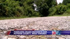 5-year-old boy #drives #car 3 miles before crashing...