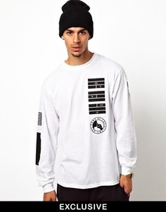 Sons of the Silent Age Block Long Sleeve T-Shirt £35
