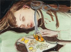 Rosa Loy - Malerei
