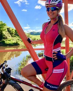 Women's Cycling Jersey, Cycling Wear, Cycling Girls, Cycling Outfit, Bicycle Women, Road Bike Women, Bicycle Girl, Montain Bike, Female Cyclist