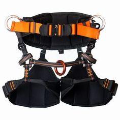 Tree Stuff - Tree Austria 3.2 Saddle Climbing Harness, Climbing Rope, Trekking, Tree Felling, Tree Pruning, Rappelling, Tree Care, Just In Case, Outdoor Gear