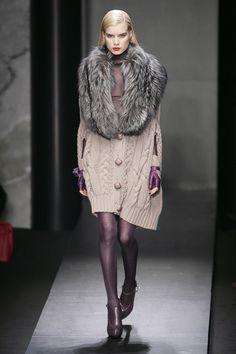 Salvatore Ferragamo at Milan Fashion Week Fall 2009 - Runway Photos