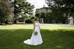 Beautiful wedding photographs at Northbrook Park