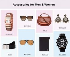 Wide range of latest accessories for men & women @Zalora. Buy these accessories with coupon code and discount code. To get coupon code for shopping, visit - https://my.paylesser.com/zalora.