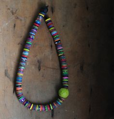Short Reef Necklace by jibbyandjuna on Etsy https://www.etsy.com/listing/67836133/short-reef-necklace