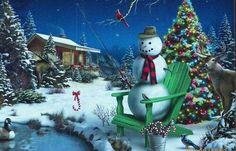 mr. snowman