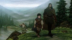 Lord of the Rings Art