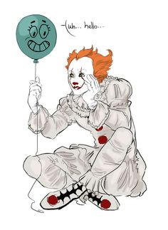 Pennywise and the fantastic world of Gumball! With Alan Starco, Pennywise The Dancing Clown, Anime Galaxy, World Of Gumball, Cartoon Crossovers, Horror Movies, Horror Art, Funny Cartoons, Creepypasta