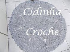 Croche -Tapete Estrela Do Mar -Passo A Passo- Parte 1/ 4 - YouTube