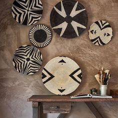 Meet Ruth Walleyn, founder of Couleur Locale - Nordic Design She has one of those inspiring life stories and a fabulous company! Upcycled Home Decor, Handmade Home Decor, Diy Home Decor, African Interior Design, Decor Interior Design, African Design, Interior Decorating, Interior Designing, Decorating Ideas