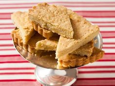 Shortbread...a favorite that makes me think of all my British friends.