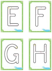 Ms Gs, Petite Section, Alphabet, Games, Autism, Uppercase Alphabet, Fun Learning, Letters, Writing