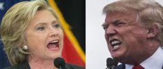 ٹرمپ اور ہیلری کے درمیان لفظی جنگ جاریایک دوسرے کو کرپٹ قراردیدیا -
