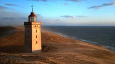These lighthouses are fascinating landmarks, many set in beautiful, weather-beaten locations.