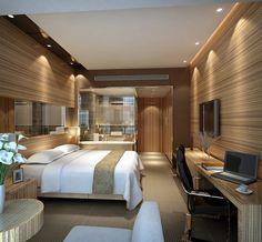 дизайн-проект интерьера отеля