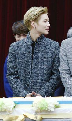 150227 HR Destination Innovation 2015 Ambassador Ceremony  #Shinee  #Taemin