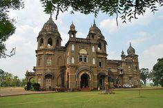The New Palace, Kolhapur, Maharashtra, India