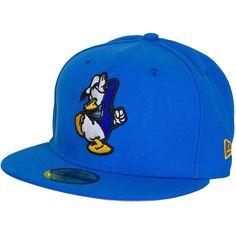 41a7fdafa8e New Era 59FIFTY Cap Character WYB Donald Duck Little Man Style