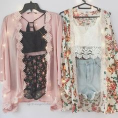32 Sensational Boho Summer Fashion Ideas that Are on Fleek The bohemian look is too alluring to be shunned. Stun the crowd and challenge the heat with some of the irresistible Boho summer fashion ideas given below. Boho Outfits, Boho Summer Outfits, Boho Fashion Summer, Teen Fashion Outfits, Cute Casual Outfits, Spring Outfits, Fashion Ideas, Hippy Fashion, Fashion Clothes